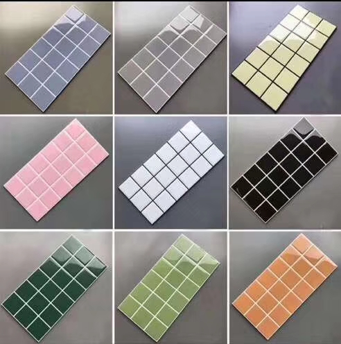 mosaic style ceramic wall tile